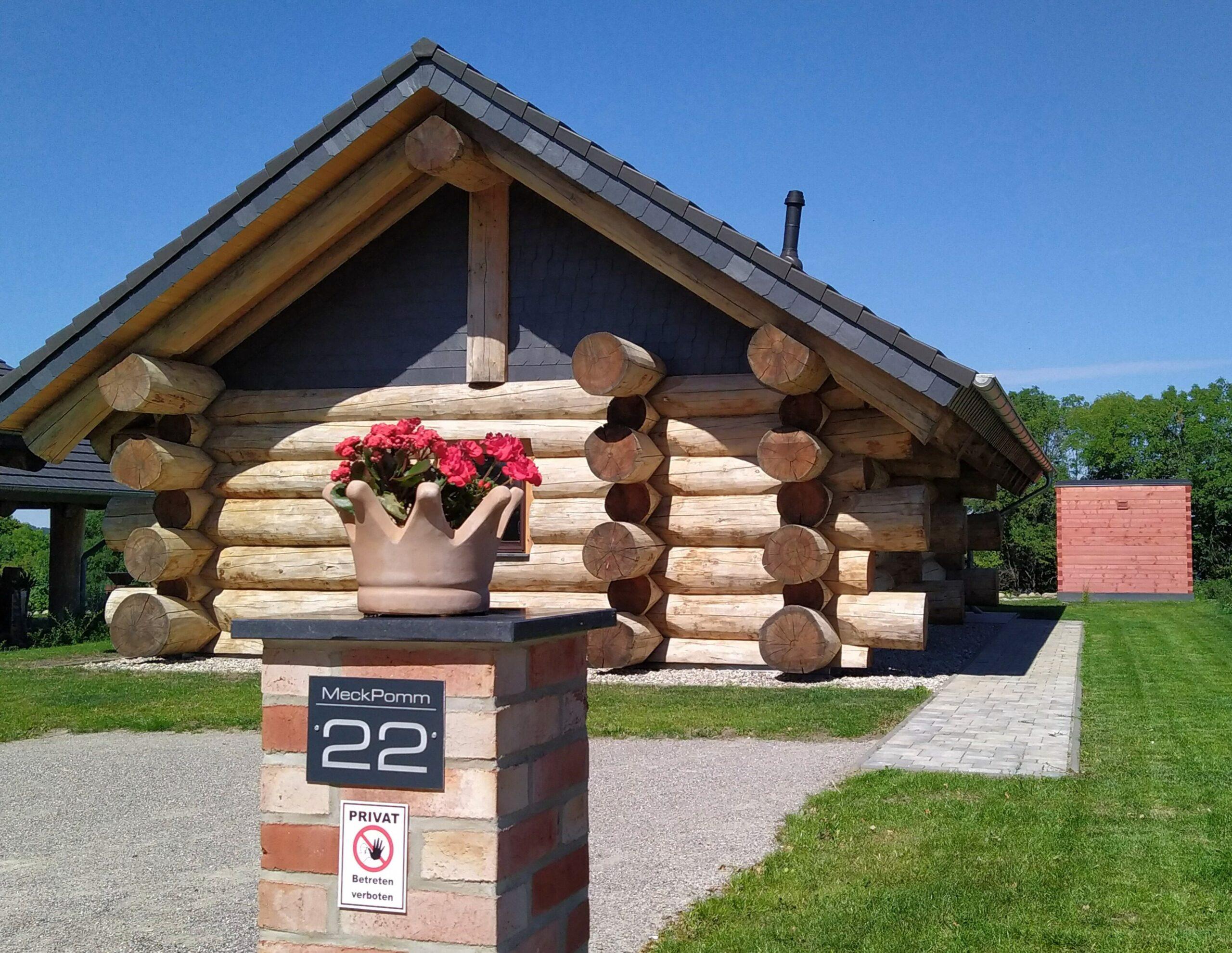 Naturstammhaus MeckPomm 22