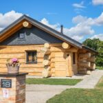 Log Cabins - Naturstammferienhaus Usedom 18